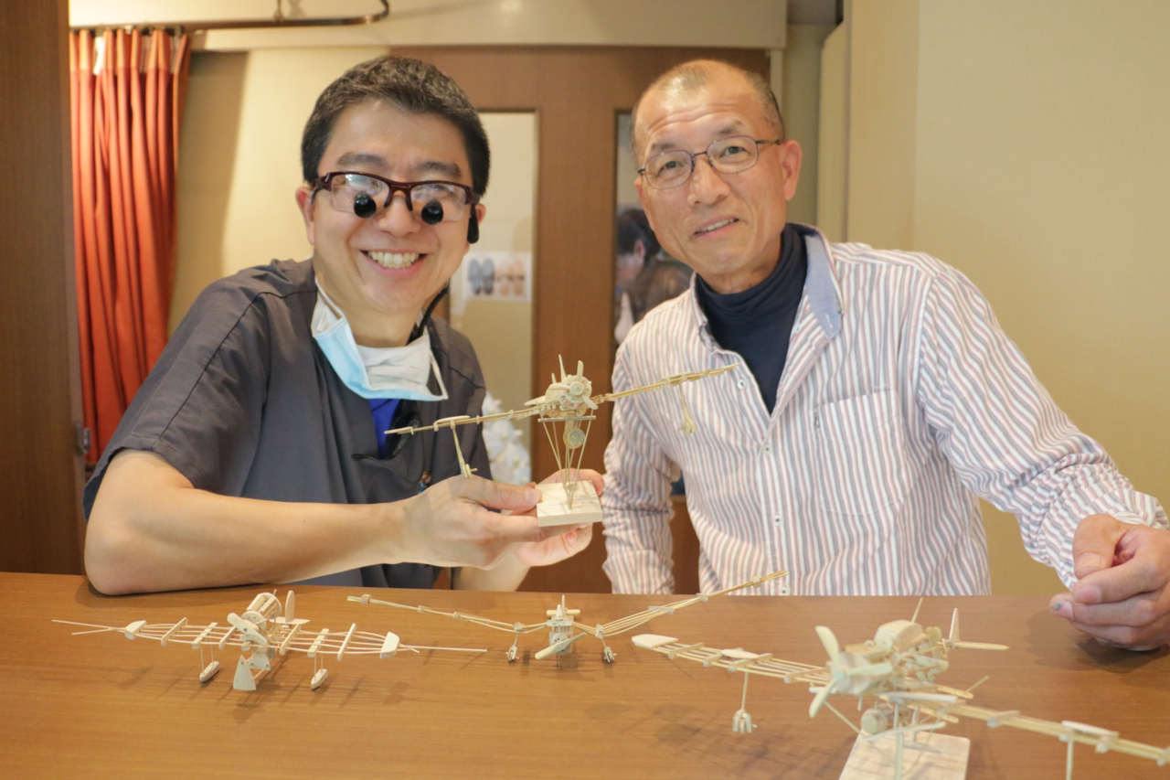 さらに素敵な竹細工を見せて頂きました!!