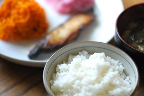 和風ごはん食による薄味への味覚形成♪